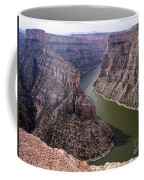 Bighorn Canyon Coffee Mug