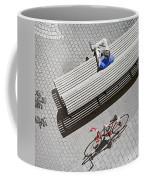 Bike Break Coffee Mug