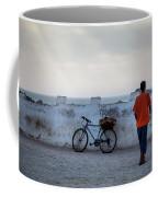 Bike In Essaouira Coffee Mug