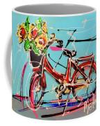 bike of Amsterdam series 2018 no.2 Coffee Mug
