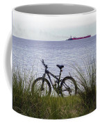 Bike On The Bay Coffee Mug