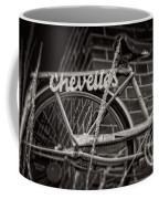 Bike Over Chevelles Coffee Mug