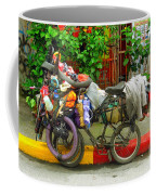 Bike Repair Shop On Wheels Coffee Mug