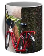 Bike Resting Coffee Mug