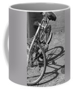 Bike Shadow Coffee Mug