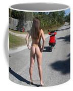 Biker Chick 115 Coffee Mug