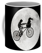Biker Of The Moon Coffee Mug