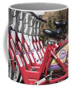 Bikes For Rent Coffee Mug