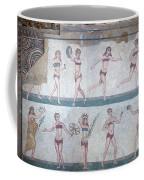 Bikini Girls Mosaic Coffee Mug