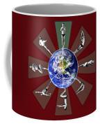 Bikram Yoga Coffee Mug