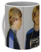 Bill Gates Mug Shot Horizontal Color Coffee Mug