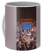 Bill The Galactic Hero Keith Parkinson Coffee Mug