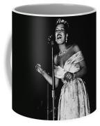 Billie Holiday Coffee Mug by American School