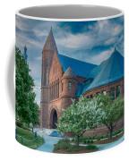 Billings Library At Uvm Coffee Mug