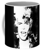 Billy Idol Splatter Coffee Mug
