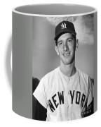 Billy Martin (1928-1989) Coffee Mug