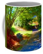 Biltmore Mansion Walking Path Coffee Mug