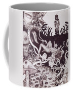 Binah Qlippoth Coffee Mug