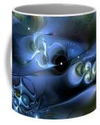 Biomechanical Coffee Mug