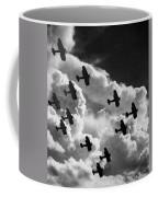 Biplanes, C1917 Coffee Mug