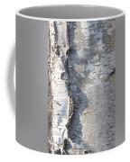 Birch Abstract 2 Coffee Mug