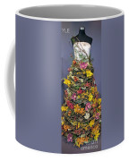 Birch And Orchid Twig Dress Exhibit Piece Coffee Mug