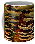 Birch Bracket Fungus Coffee Mug