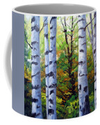 Birch Buddies Coffee Mug