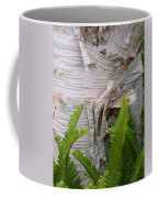 Birch Fern Coffee Mug