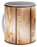 Birch Peel Tryptich Coffee Mug
