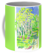 Birch Coffee Mug
