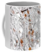 Frost Birch  Coffee Mug