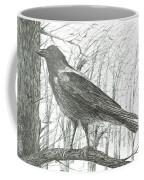 Bird, 2011 Coffee Mug