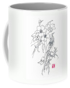 Bird And Flowers Coffee Mug