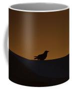 Bird At The Sunrise Coffee Mug