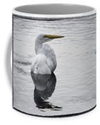Bird Bath 4619 Coffee Mug
