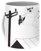 Bird Cover Coffee Mug