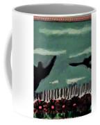 Bird Flock Coffee Mug