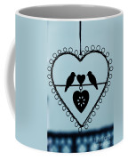 Bird Heart Coffee Mug