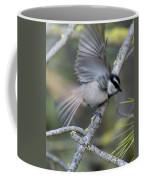 Bird In Action 2 Coffee Mug