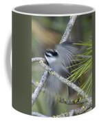 Bird In Action Coffee Mug