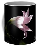 Lovely Lilies Bird In Flight Coffee Mug