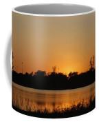 Bird In The Sunset Coffee Mug
