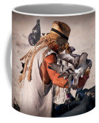 Bird Man Coffee Mug