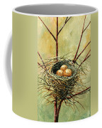 Bird Nest Coffee Mug