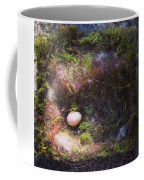 Bird Nest With Egg Coffee Mug