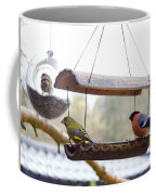 Bird Of Europe.norway Coffee Mug