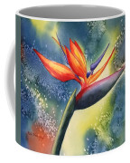 Bird Of Paradise Flower Coffee Mug
