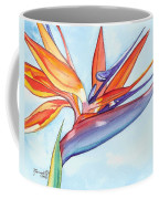 Bird Of Paradise IIi Coffee Mug