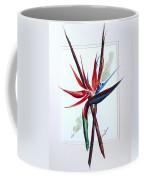 Bird Of Paradise Lily Coffee Mug